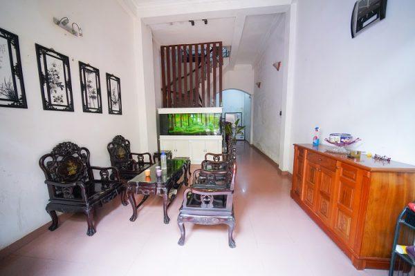 Nhà 2 tầng khu Định Công
